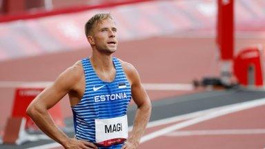 Rasmus Mägi tegi Itaalias tõketeta distantsil kiire jooksu