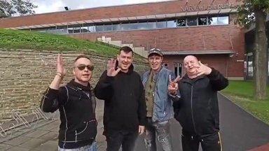 """ВИДЕО   """"Поднимаем Руки Вверх"""", """"Турбомода"""" и Игорек уже в Эстонии: артисты зовут всех на концерт в Таллинне"""