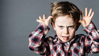 Üliaktiivse poja ema on kannatust kaotamas: kõik naeravad, et on ikka naaskel, aga tegelikult see pole naljakas