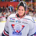 Девушка дня. Лучшая хоккеистка Олимпиады в Сочи Флоренс Шеллинг позирует не только в маске