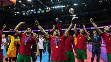Portugal – uus maailmameister!
