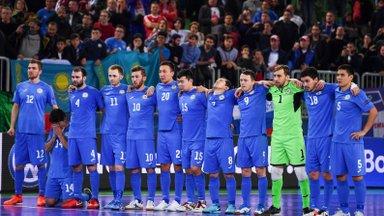 Кайрат Оразбеков: успешное выступление сборной Казахстана в Литве – наш приоритет