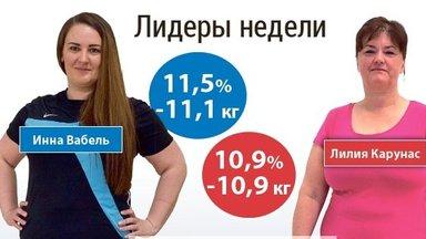Эстонские взвешенные на финишной прямой