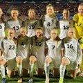 Eesti jalgpallinaiskond kaotas MM-valikmängu koguni 0:11