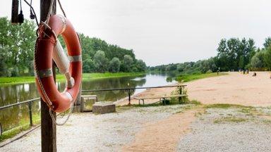 Спасательный департамент: за девять месяцев в водоемах утонули 47 человек