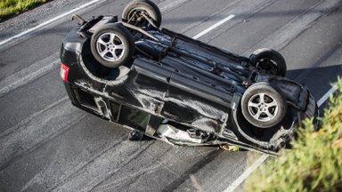 8000 инцидентов и убытки на 15 млн евро. Летом произошло рекордное количество ДТП