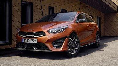 Väike üllatus: KIA jõudis Eestis uute sõiduautode müügi esikolmikusse lausa kahe mudeliga