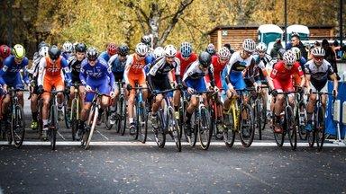 Haapsalus selgusid Eesti meistrid cyclo-crossis