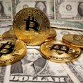 Ülemaailmne mure inflatsiooni osas kergitab bitcoin 'i väärtust tublisti. Hind läheneb rekordtasemele