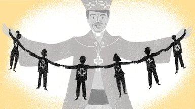 Kuidas peapiiskop ehitas kirikust Eesti võimsaima lobivõrgustiku