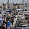 FOTOD: Põhjamaade suurimalt avamereregatilt Rootsis Eestisse III koht