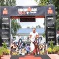 TÄISPIKKUSES | IRONMAN 70.3 Otepää võitsid Rinalds Sluckis Lätist ja Maria Jänese Eestist