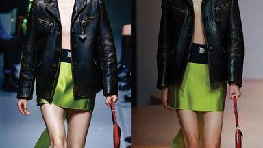 Värske Prada moešõu ennustab: aeg on see jakk taas kapipõhjast välja otsida