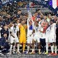 Prantsusmaa alistas põnevas finaalis Hispaania ja võitis Rahvuste liiga