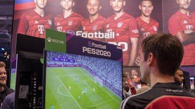 Eesti jalgpallikoondis on värskes PES-i videomängus litsenseeritud, Eesti osaleb e-jalgpalli EM-il