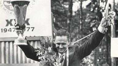 81-aastasena lahkus legendaarse Kalevi suursõidu hing Richard Laur