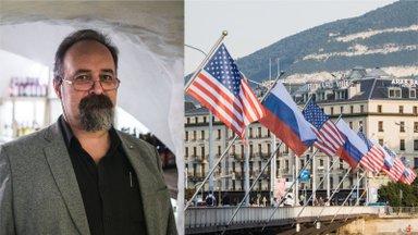 Karmo Tüür: NATO-Venemaa suhted on absoluutses madalseisus, kuid see on ühele poolele võimalus