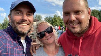 Roald Johannson sukeldub pea ees Eesti romurallimaailma