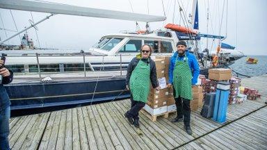 VIDEO | Arktikasse teele asuv Tiit Pruuli: pikal merereisil tekkivat koduigatsust leevendab kõige paremini kodune toit