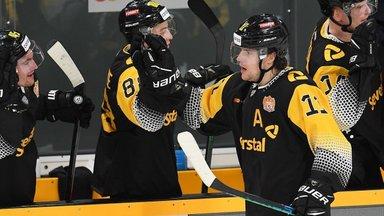 Raskest seisust välja tulnud Robert Rooba koduklubi teenis KHL-is viienda järjestikuse võidu