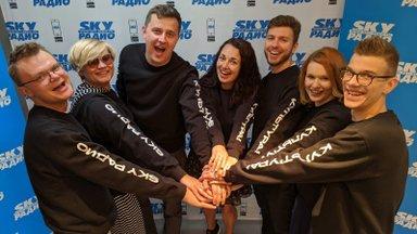 SKY Радио стала самой популярной в Эстонии радиостанцией на русском языке