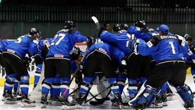 Eesti meeste jäähokikoondis valmistub novembris toimuvaks turniiriks