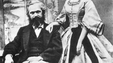 Legendaarse kommunisti, Karl Marxi eraelu – argipäev maskuliinse seelikuküti kõrval oli abikaasa Jenny jaoks kohutav