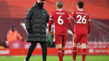 """KUULA   """"Futboliit"""": Klopp taas viriseb, aga tiitlit ei võida ei Liverpool ega Manchester United. Eesti koondise treeningmängu järeldused"""