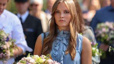 Norra printsess Ingrid Alexandra hakkas tööle nõudepesijana