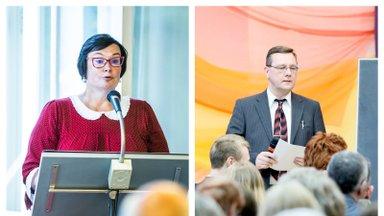 FAKTIKONTROLL | Kumb kandidaat teab täpsemalt Narva palkade seisukorda - Katri Raik või Andrus Tamm?