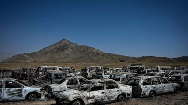 REPORTAAŽ | Piinamistega kurikuulsaks saanud CIA salajane Kabuli-baas on nüüd maha põletatud ja mahajäetud