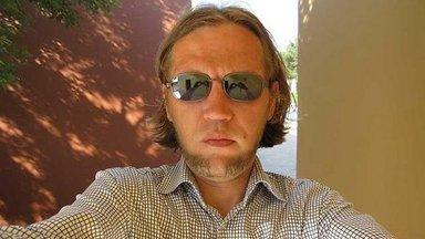 EKSPRESSI ARHIIVIST | Marko Mägi kuum ja niiske nädal Küprosel