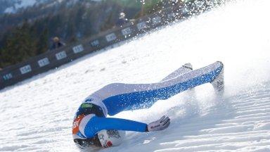 VIDEO   Rängalt kukkunud ja koomasse viidud norralasest olümpiavõitja seisundi detaile toodi avalikkuse ette