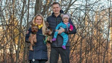MAJAEHITUSE BLOGI | Pisut erilisema fassaadi kasuks otsustanud perekonna soovitused, milline fassaad valida