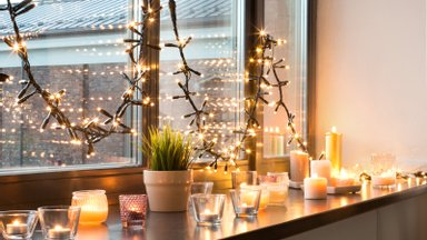 FOTOD   Säti aknalaud pühaderüüsse — 12 võrratut ideed!