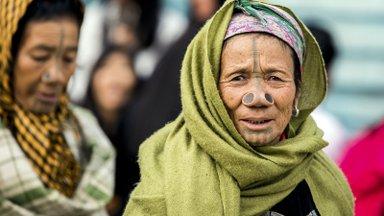 Eestlanna eredad ja ärevad hetked Kirde-India keelualal: Ziro festival on maailma eraldatuim muusikapidu