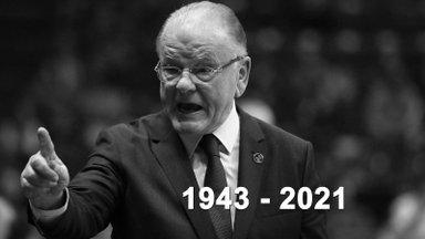 Скончался великий баскетбольный тренер