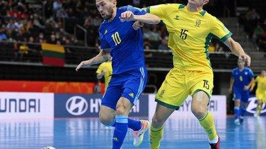 Maailmameistrivõistlused. Kas Leedu on kaotanud kõik võimalused play-off 'i pääseda?
