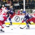 VIDEO | Ajalugu teinud Moskva CSKA võitis esmakordselt KHL-i