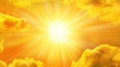 Mis paneb Päikese särama?