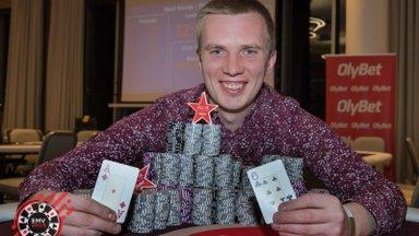 Pokkeri Eesti meistrivõistluste rahvaturniiril osales 545 mängijat, võitja korjas üle 4000 euro