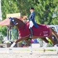 Vahva uudis: Eesti ratsutaja on lähedal Tokyo olümpiapääsmele