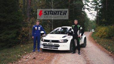 VIDEO | Saaremaa ralli eel: vaata, kui vingelt valmistus ralliks R5-autoga sõitev Robert Virves