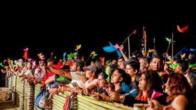Värvikas muusikapidu Kirde-India mägede vahel
