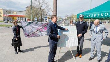 Keskerakond ei saa Tallinnas juba aastaid purakat välja lastud