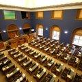 Проект государственного бюджета прошел второе чтение в Рийгикогу