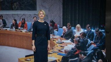 TAGATUBA   Mida teeb Eesti välisminister? Kus on Eesti välisminister?