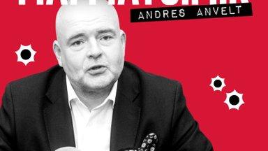 """""""Maffiatoimik"""" Andres Anveltiga: ajal kui politseiautodele polnud bensiini, käis maffia ninamees kartuleid noppimas hoides igaks juhuks taskus 6000 dollarit"""