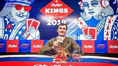 Lätlane teenis Tallinnas toimunud rekordilise pokkeriturniiri võiduga üle 100 000 euro