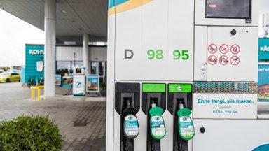 GRAAFIK | Eesti saaks vaesematele kompenseerida kütuse CO2 hinnatõusu 60 miljoniga aastas